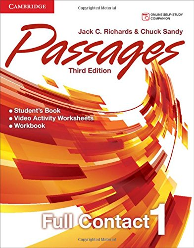 Passages Level 1 Full Contact Third Edition