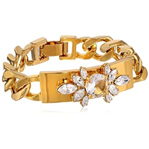 Juicy Couture Gemstone Identification Bracelet, 7.07