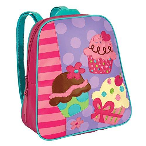 Stephen Joseph Girl'S Go Go Bag, Cupcake, One Size front-903642