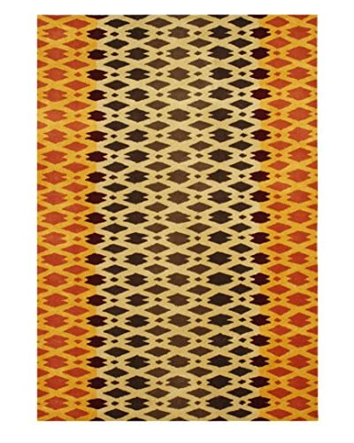 Fashion N You Handmade New Zealand Wool Rug