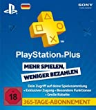 Playstation Plus Live Card - 365 Tage, deutsch - [PlayStation 3]