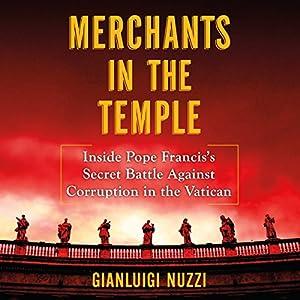 Merchants in the Temple Audiobook