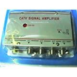 aumenta il segnale digitale terrestre laddove serve! - Amplificatore per antenne Tv, analogica o digitale prodigital - NUOVO MODELLO A 4 USCITE