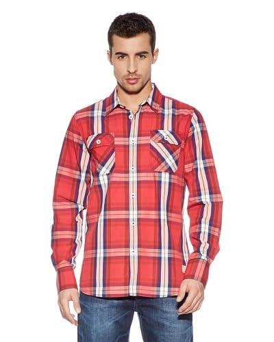 Cross Camicia [Rosso]