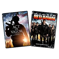 Red Dawn (2012) / Act of Valor (Two-Pack)