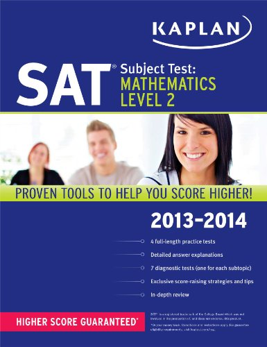 Kaplan SAT Subject Test Mathematics Level 2 2013-2014 (Kaplan Test Prep)