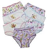 """Handcraft Girls"""" Tinkerbell-Disney Fairies """"7 Pair Pack Panties"""