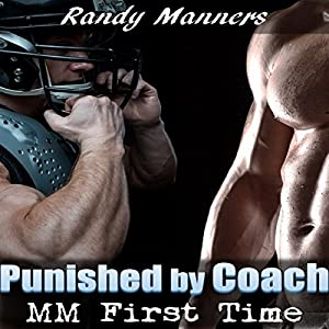Punished by Coach Audiobook