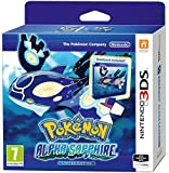 Pokemon Alpha Saphir (Steelbook)