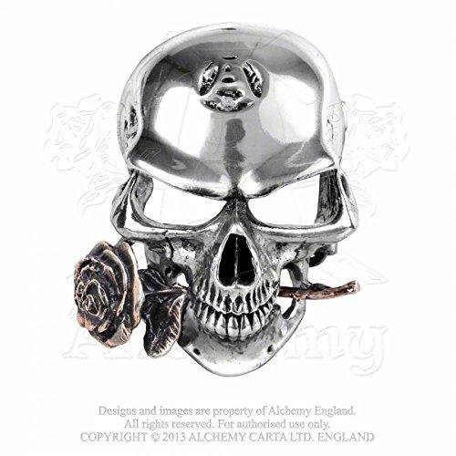 Alchemy Gothic (Metal-Wear) Alchemist Rex fibbia della cintura