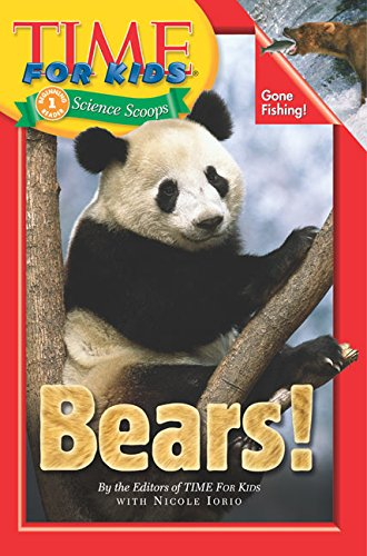 Bears! (Time for Kids Science Scoops)