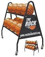 Anaconda Sports® 12BALL-R Deluxe The Rock® 12 Ball Carrier Basketball Rack