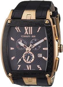 Cerruti 1881 Herren-Armbanduhr Mozia CRD005C233G