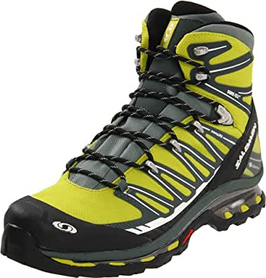 Salomon Men's Cosmic 4D 2 GTX Hiking Boot,S Green/TT/Black,7 M US