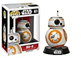 FunKo 6218 Pop! Star Wars, BB-8, Bobble-Head Figures, 3.75-Inch