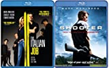 Image de Italian Job & Shooter [Blu-ray]