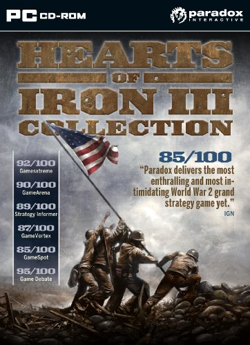 Hearts of Iron IV: Colonel Edition (PC DVD ...