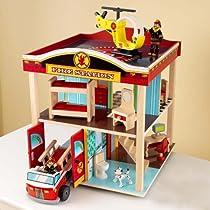 Big Sale Best Cheap Deals Kidkraft Fire Station Set