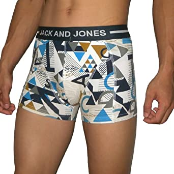 jack jones mens finest boxer shorts underwear briefs xs multicolor. Black Bedroom Furniture Sets. Home Design Ideas