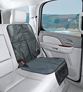 car seat protector by freddie and sebbie luxury car seat back protectors covers. Black Bedroom Furniture Sets. Home Design Ideas