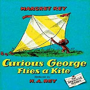 Curious George Flies a Kite Audiobook