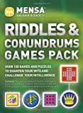"""Mensa"" Riddles and Conundrums Pack"
