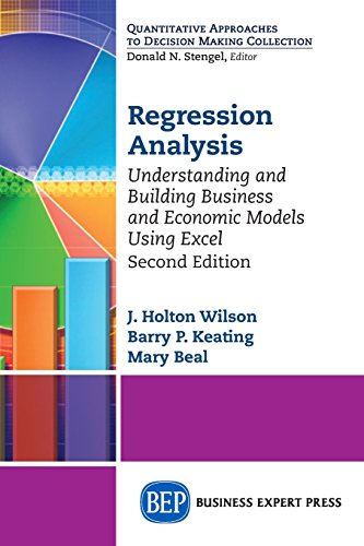 Regression Analysis: Understanding and Building Business and Economic Models Using Excel, Second Edition (Excel Models compare prices)