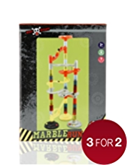 Boy Stuff Marble Run Toy