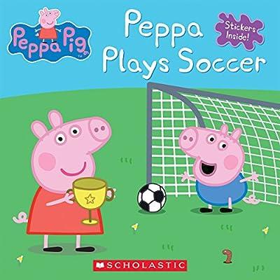 Peppa Plays Soccer (Peppa Pig)