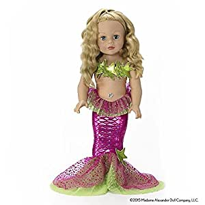 Amazon.com: Madame Alexander Starry Mermaid Doll: Toys & Games