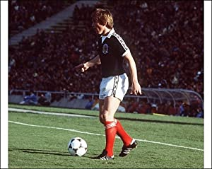 Photographic Prints Of Kenny Dalglish Scotland World Cup 1978 From Fotosports by Media Storehouse