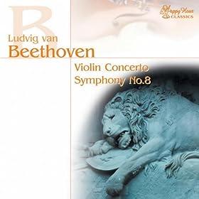 Violin Concerto, in D major, Op. 61: I. Allegro ma non