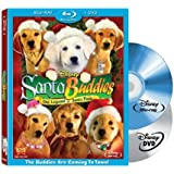 Santa Buddies: The Legend Of Santa Paws [Blu-ray + DVD]