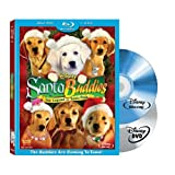 Santa Buddies (Two-Disc Blu-ray/DVD Combo) ~ George Wentz