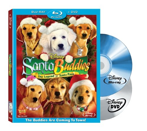 Cover art for  Santa Buddies (Two-Disc Blu-ray/DVD Combo)