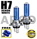 H7 499 XENON WHITE 55W HEADLIGHT BULBS 12V JAGUAR JAGUAR XJ8