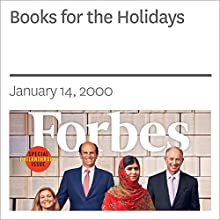 Books for the Holidays (       UNABRIDGED) by Forbes Narrated by Ken Borgers