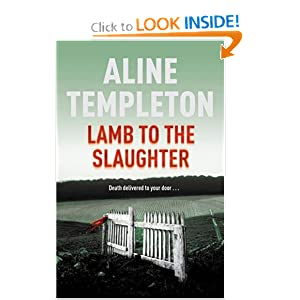 Lamb To The Slaughter - Aline Templeton
