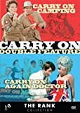 Carry On Double Feature Vol 3: Carry On Camping & Carry On Again Doctor
