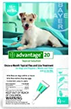 Advantage Dogs 11-20 lb 4pk