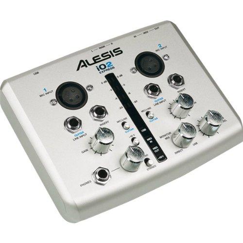 Brand New Alesis 24-Bit Usb Recording Interface
