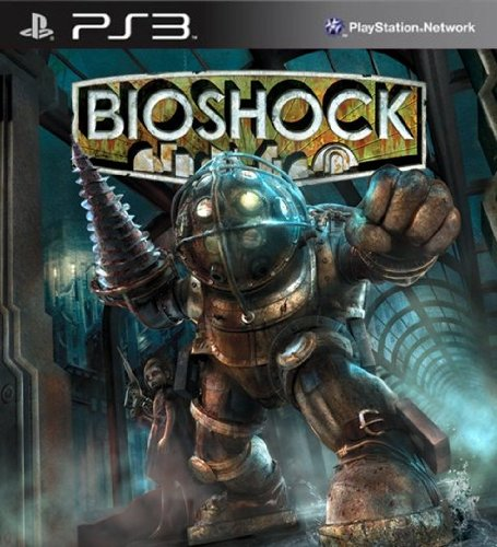 BioShock PS3 Digital Code