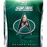 "512P1e0rRnL. SL160 SS160  Star Trek: The Next Generation: Season 4 [Blu ray] (Blu ray) newly tagged ""star trek"""