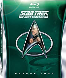 Star Trek: The Next Generation - Season Four [Blu-ray]