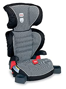 Britax Parkway SGL Booster Seat, Cloudburst (Prior Model)