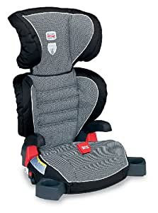 Britax Parkway SGL Booster Seat, Cloudburst (Prior Model)