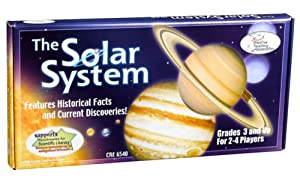 Wiebe Carlson Associates The Solar System Game