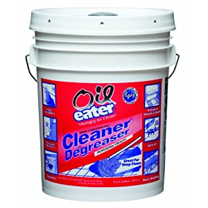 Kafko AOD5G35438 Oil Eater ORIGINAL Cleaner Degreaser 5 gallon Pail, pack of 1  reviews images