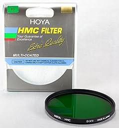 Hoya 46mm X1 Green Multi Coated Glass Filter.