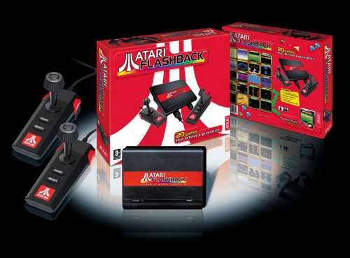 Atari Flashback Classic Game Console - Plug n Play TV Games